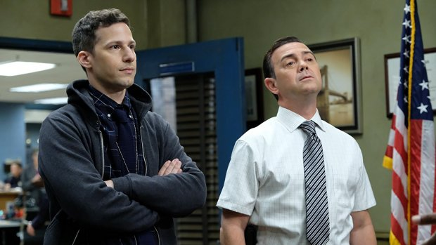 Schrijvers Brooklyn Nine-Nine werken aan #MeToo-aflevering