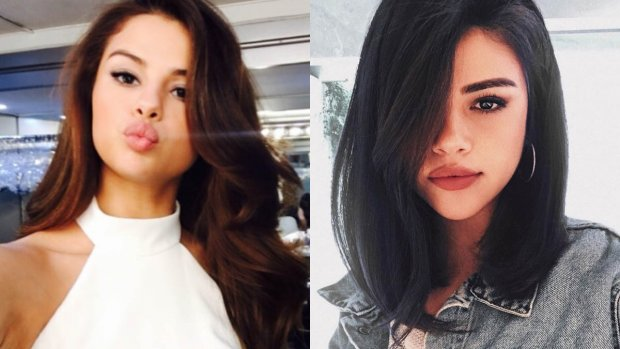 Dit meisje lijkt eng veel op Selena Gomez