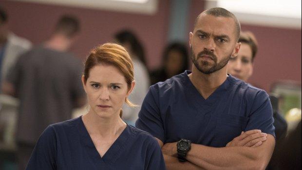 Dé reden waarom Sarah Drew niet meer schittert in Grey's Anatomy