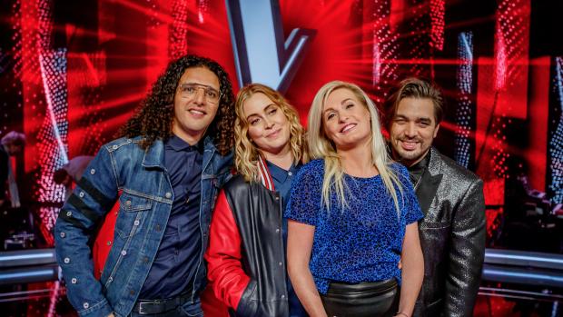 Nieuwe muzikale talentenjacht: The Voice Family