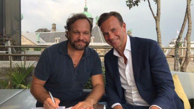 Hoera! Carlo Boszhard heeft weer bijgetekend bij RTL