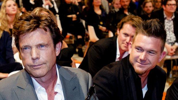 Johnny de Mol open over relatie met vader John
