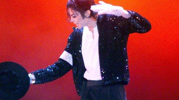 Nu ook in de bios lekker meeblèren met Michael Jackson