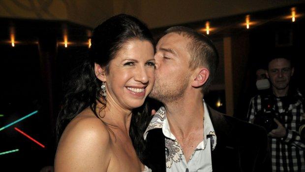 Isa Hoes herbeleeft sprookjeshuwelijk met Antonie Kamerling