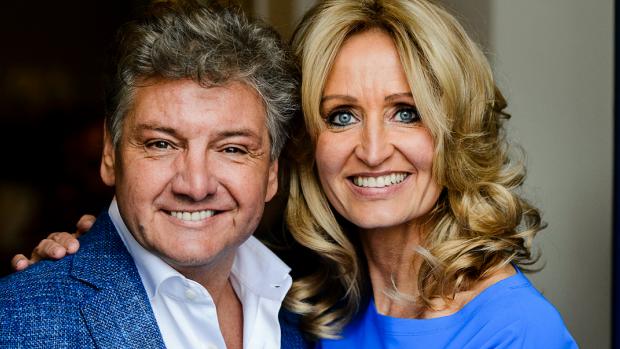 René en Natasja Froger in tranen door vertrek kinderen