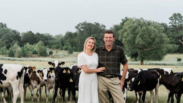 Wedding bells: boer Olke gaat trouwen
