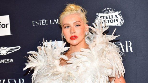 Christina sluit samenwerking met Britney niet uit