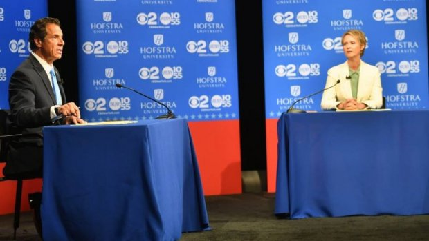 Cynthia Nixon verliest strijd om gouverneurschap