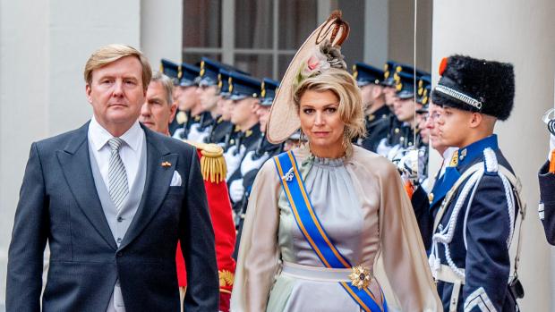 ZIEN: de koninklijke Prinsjesdag-jurk van Máxima