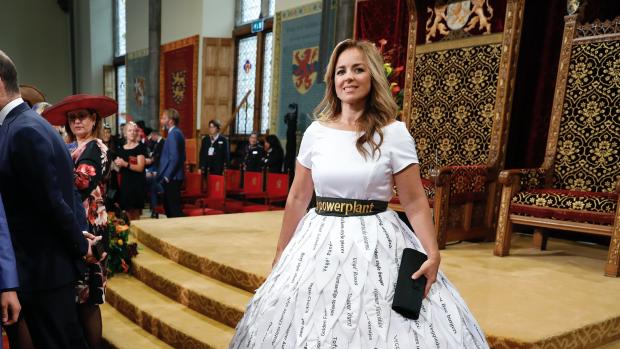 De meest prinselijke outfits van politici tijdens Prinsjesdag