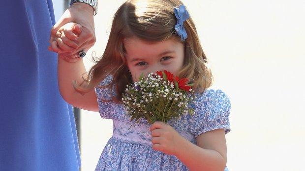 Prinses Charlotte is hét fashionicoon van de Britse royals