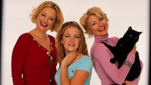 Zo ziet de cast van Sabrina the Teenage Witch er nu uit