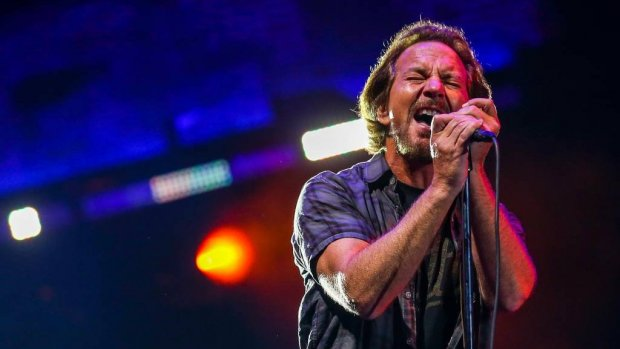 Pearl Jam is de beste festivalact van dit jaar