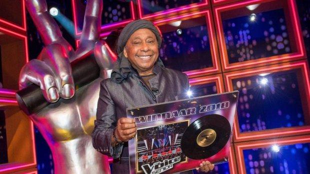 The Voice Senior-winnaar Jimi gehuldigd