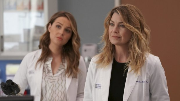Nooo: Ellen Pompeo hint op einde Grey's Anatomy