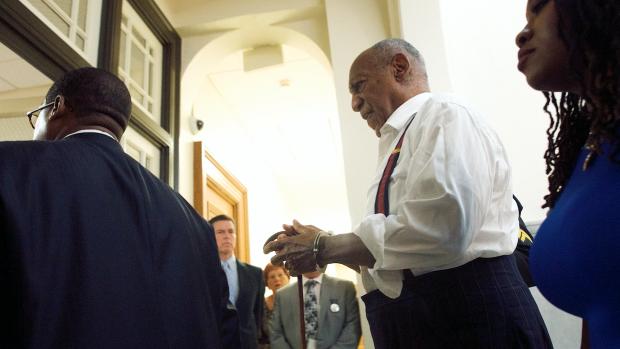 Bill Cosby krijgt 3 tot 10 jaar cel