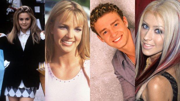 Goed opgedroogd: jouw favoriete 90's idolen toen en nu