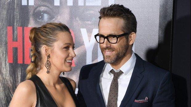 Ryan Reynolds reageert hilarisch op sexy foto Blake Lively