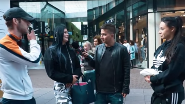 Temptation-babe Zwanetta uitgemaakt voor 'realitysletje'