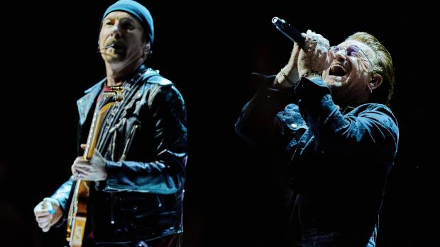 U2 rockt een bomvolle Ziggo Dome