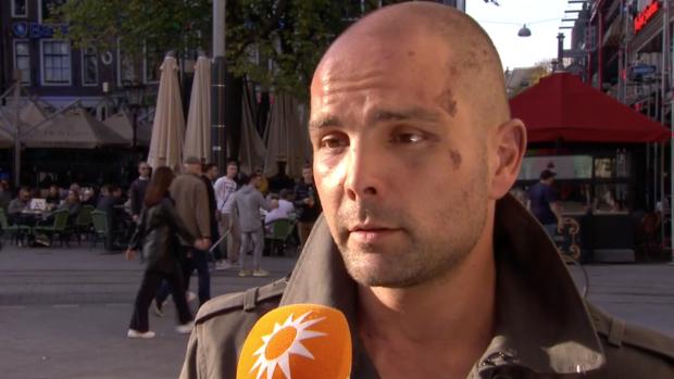 Het Italiaanse Dorp: Ollolai-deelnemer toegetakeld na het stappen