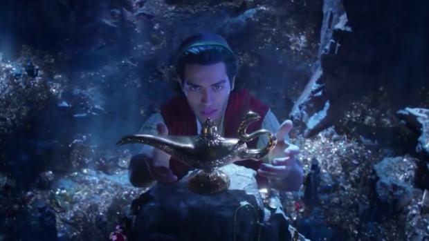 Droom weg bij de eerste beelden van Aladdin