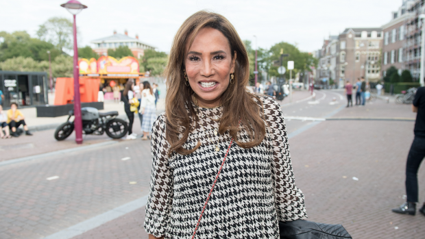 Patty Brard geprezen om Televizier-Ring-speech