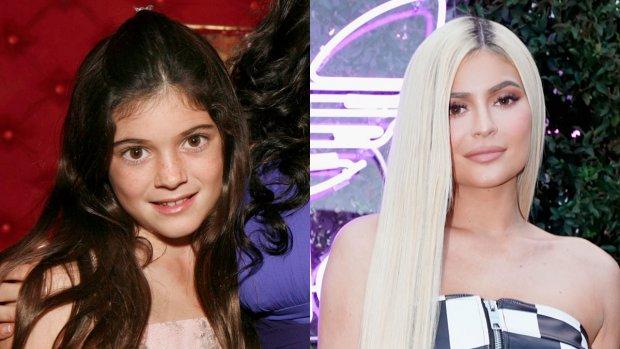 Wat een verschil! De Kardashians in het begin vs nu