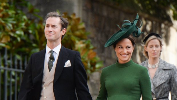 Pippa Middleton bevallen van zoon