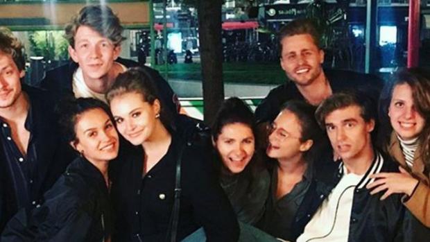 Na stopzetten soapserie: Nieuwe Tijden-cast weer even samen