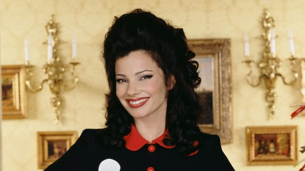 Fran Drescher in gesprek over remake The Nanny