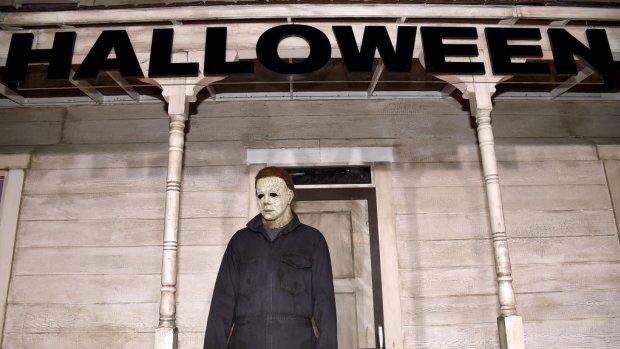 Top opbrengst verwacht voor horrorfilm Halloween