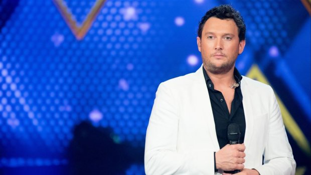 Grote show voor Tino Martin