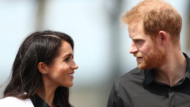 Om bij weg te smelten: zo verliefd zijn Harry en Meghan