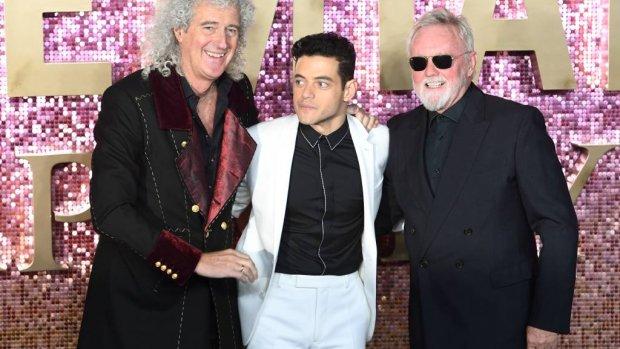 Queen-film Bohemian Rhapsody in première in Amsterdam