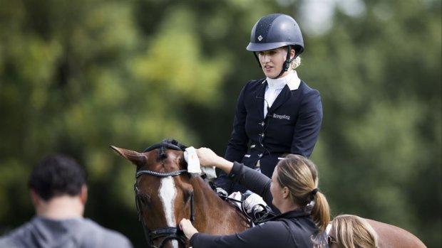 Mijlpaal voor paardenmeisje Britt Dekker