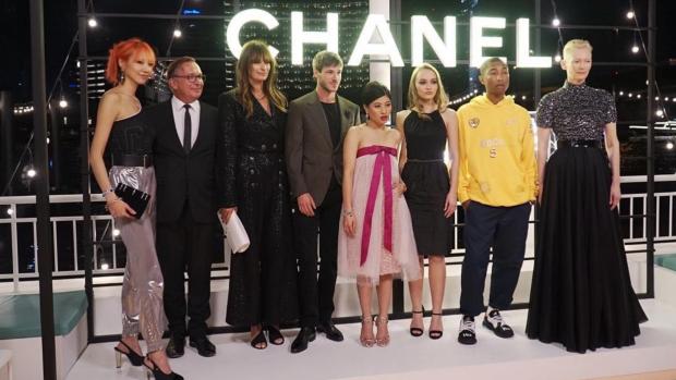 Pharrell Williams ontwerpt eerste mannencollectie Chanel