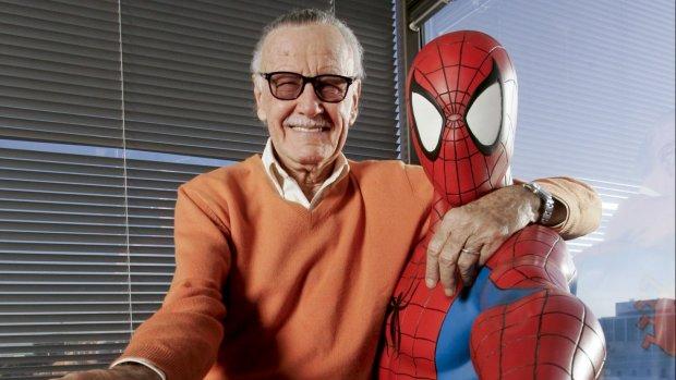 Sterren diep geraakt door overlijden Spider-Man-bedenker
