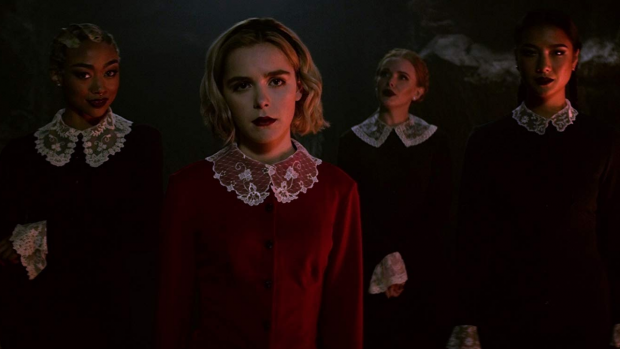 Chilling Adventures of Sabrina krijgt kerstspecial