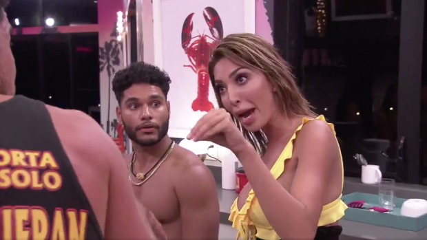 Teen Mom Farrah Abraham doet mee aan Ex On The Beach