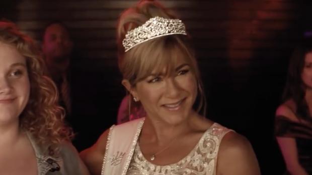 Jennifer Aniston schittert in nieuwe Netflix-film