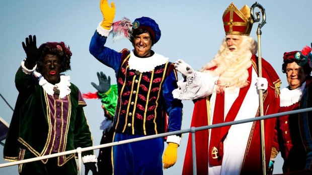 De Sint is weer in Nederland