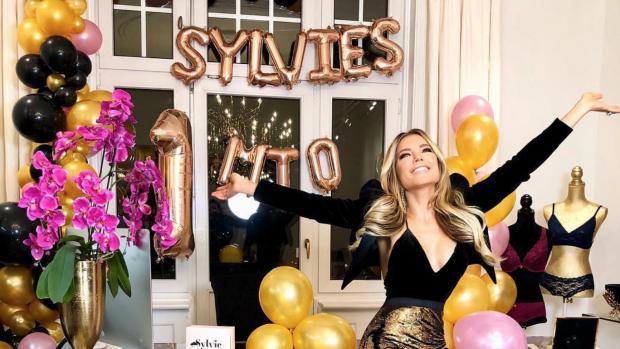 Sylvie Meis viert miljoenste Instagramvolger
