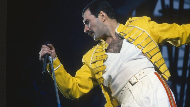 Bohemian Rhapsody weer op nummer 1