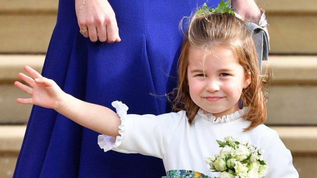 Prinses Charlotte heeft de looks van Diana's familie