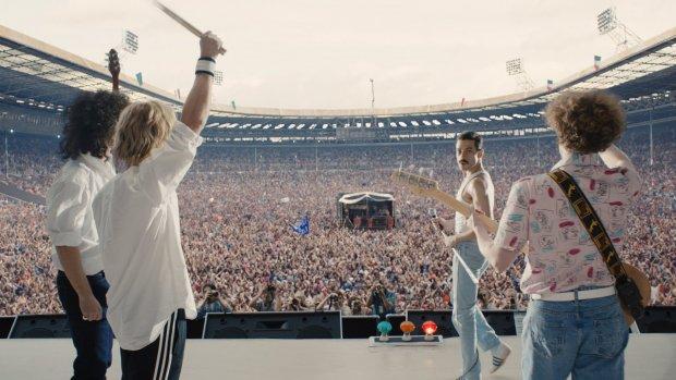Bohemian Rhapsody in top 5 best verdienende films aller tijden