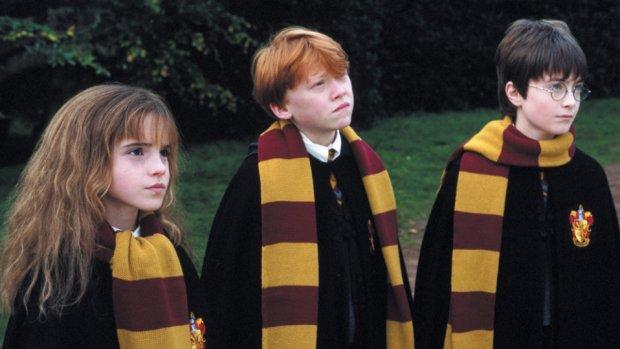'Ron Weasley' wilde stoppen met Harry Potter