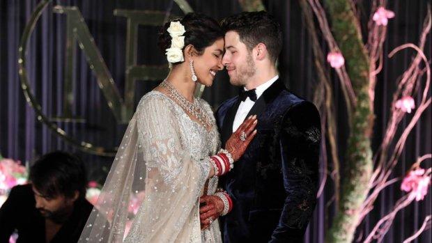 Huwelijk Priyanka Chopra en Nick Jonas nu Instagramofficial