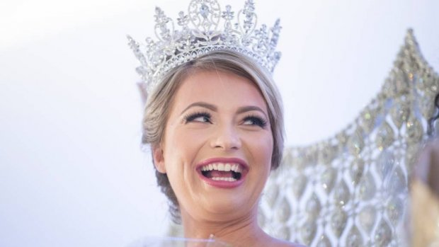 Mexicaanse gekroond tot Miss World