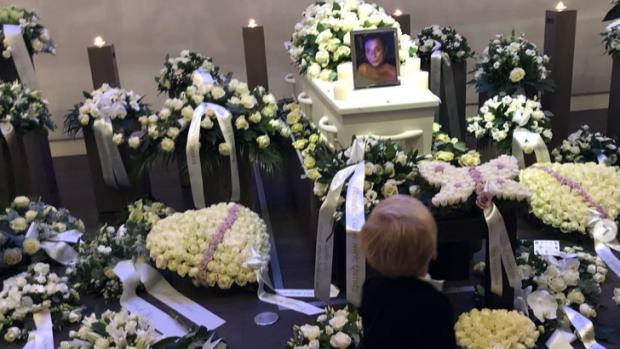 Monique Westenberg dankbaar voor steun na overlijden stiefmoeder